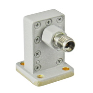 CWR28KC WR28 to 2.92mm Waveguide to Coax Adapter 26.5-40Ghz VSWR 1.25 Centric RF