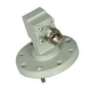 CWR2224 WR22 to 2.4/Female Waveguide to Coaxial Adapter  Centric RF
