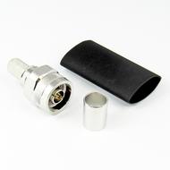TMC-EZ-400-NMH-X N Male Connector LMR400 Centric RF