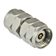 C7573 2.4mm Male to 2.4mm Male Adapter VSWR 1.15 50Ghz Centric RF