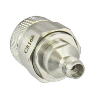 C8166 1.85mm Female to N Male Adapter 18ghz Centric RF
