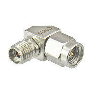 C7039 2.92mm Right Angle Adapter Male to Female VSWR 1.15 40Ghz Centric RF