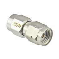 C7279 2.92mm Male to 2.4mm Male Adapter VSWR 1.15 40Ghz Centric RF