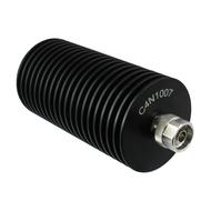 C4N1007 N Termination Male 100W Round Body Centric RF