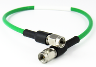 C549-086-24B Cable 2.92mm 40ghz VSWR 1.3 Max 24in Flexible Centric RF