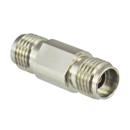 C7422 2.92mm Female to SMA Female Adapter VSWR 1.15 27Ghz Centric RF