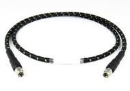 C558-213-36 2.4mm Low Loss Phase Stable Test Cable with Aramid Jacket Centric RF