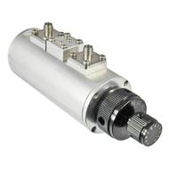 CR27S-70 Dual Rotary Attenuator 0-70db 1db Steps 0-2.7Ghz SMA Centric RF