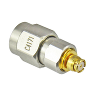 C4171 SMA/Male to SMP/Female Adapter Centric RF