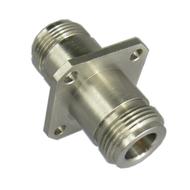 C5654 N/Female to N/Female Flange Adapter Centric RF
