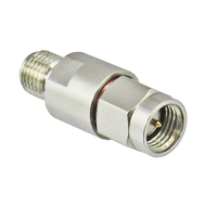 C6S-2 SMA/Male to SMA/Female 6 Ghz 2 Watt 2 dB Attenuator Centric RF