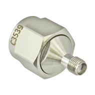 C3539 N/Male to SMA/Female Adapter Centric RF