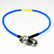 C589-086-12 SMA/Male to SMA/Male 27 Ghz Flexible 12 inch Cable Centric RF