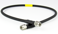 C592-200-18 SMA/Male to SMA/Male 6 Ghz LMR200 18 Inch Cable Centric RF