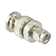 C2217 BNC/Male to SMA/Male Coaxial Adapter Centric RF
