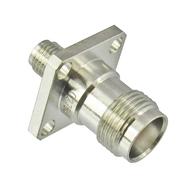 C2756 SMA/Female to TNC/Female Flange Adapter Centric RF