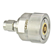 C8203 7/mm to SMA/Male Coaxial Adapter Centric RF