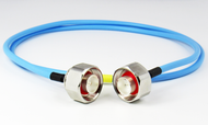 C567-141-01MD 4.1/9.5 Male to 4.1/9.5 Male MiniDIN Low PIM Cable Assembly Centric RF