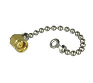 C4855 SMA/Male Coaxial Short with Chain Centric RF