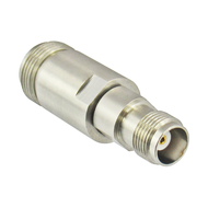C5402 N/Female to TNC/Female Coaxial Adapter Centric RF