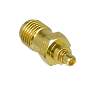 C9815 SMA/Female to MMCX/Plug Coaxial Adapter Centric RF