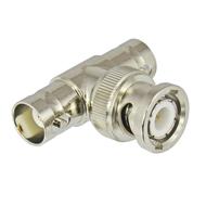 C2182 BNC Tee Female Male Female Adapter Centric RF