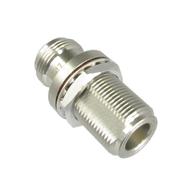 C5617 N/Female to N/Female Bulkhead Adapter Centric RF