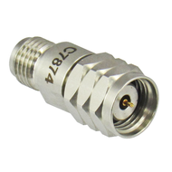 C7874 1.85/Male to 3.5/Female Coaxial Adapter Centric RF