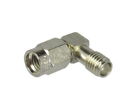 C9844 SSMA/Male to SSMA/Female Right Angle Coaxial Adapter Centric RF