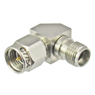 C7754 3.5/Male to 3.5/Female Right Angle Adapter Centric RF