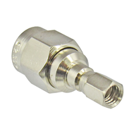 C2337 SMA/Male to SSMC/Plug Coaxial Adapter Centric RF