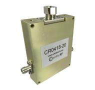 CR0418-20 SMA/Female 4-18 Ghz 20 dB Variable Attenuator Centric RF