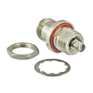 C3616 N/Female to SMA/Female Bulkhead Adapter Centric RF