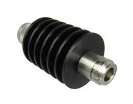 C18N25-10 N/Male to N/Female 18 Ghz 25 Watt 10 dB Attenuator Centric RF
