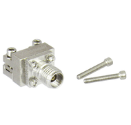 1092-01A-6 2.92/Female End Launch Connector for .029 Dielectric with .005 Pin Centric RF