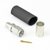CX2401 SMA/Male Crimp/Solder Connector for LMR240 Centric RF