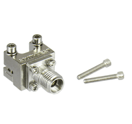 1092-02A-5 2.92 Edge Launch Connector .007 Pin for .048 Dielectric Southwest Microwave Centric RF