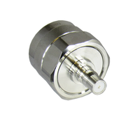 C4823 N/Male to QMA/Jack Coaxial Adapter Centric RF