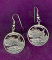 Arizona Quarter Earrings