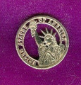 Liberty Dollar Full Detail Pendant