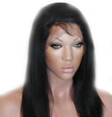 Lace Front Wig - Indian Virgin Hair