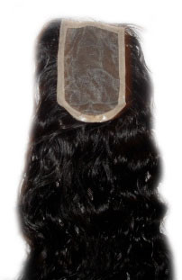 """Also available in 13"""" X 4"""" Frontal Closure"""
