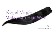 "Malaysian Virgin 20"" Natural Wave"