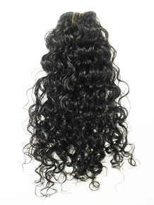 Deep Spiral Wave - 1 - Super Thin Hand-Tied Weft