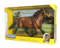 Breyer Horse 1743 Foiled Again Richest Harness Horse in History, Traditional ...