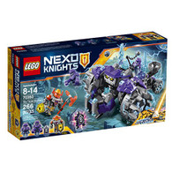 LEGO Nexo Knights Three Brothers 70350 Building Kit (266 Piece)