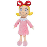 "Manhattan Toy Dr. Seuss Cindy Lou Who 15"" Soft Doll"