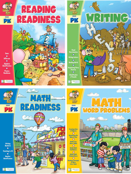 ... : Writing, Math Readiness, Reading Readiness, Math Word Problems
