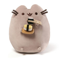 Gund Pusheen Sushi Snackable Stuffed Toy Plush