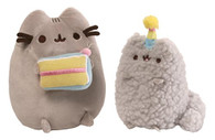 Gund Pusheen and Stormy Birthday Collector Set